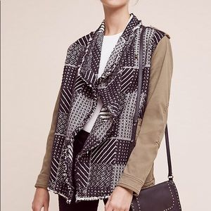Fringed Fieldwork Anorack jacket